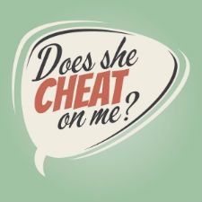 Does she cheat on me sign